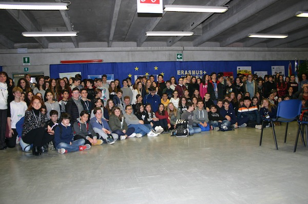 English Day foto gruppo