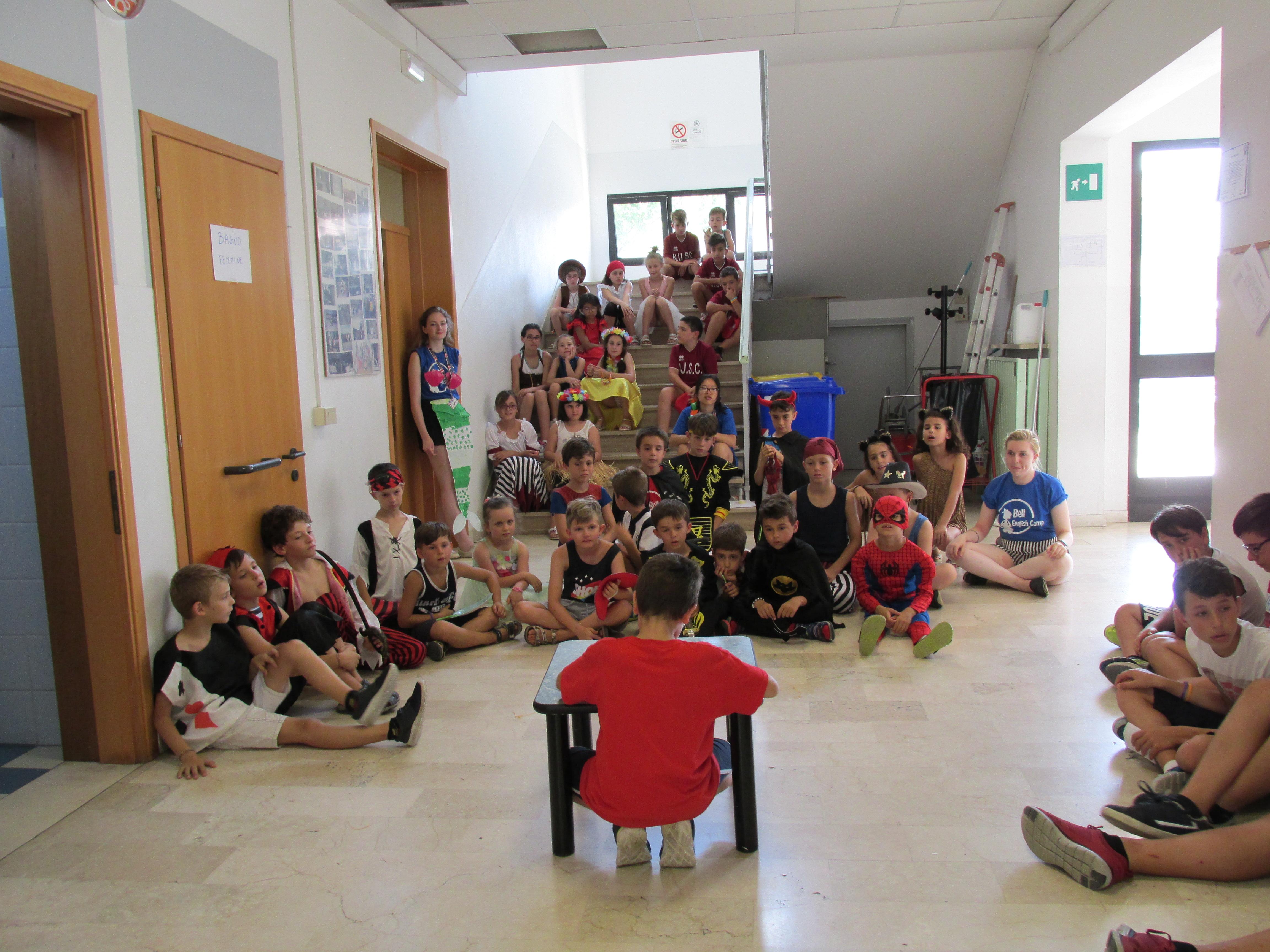 Summer Camp - un'esperienza viva!